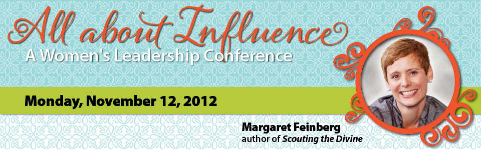 All about Influence with Margaret Feinberg
