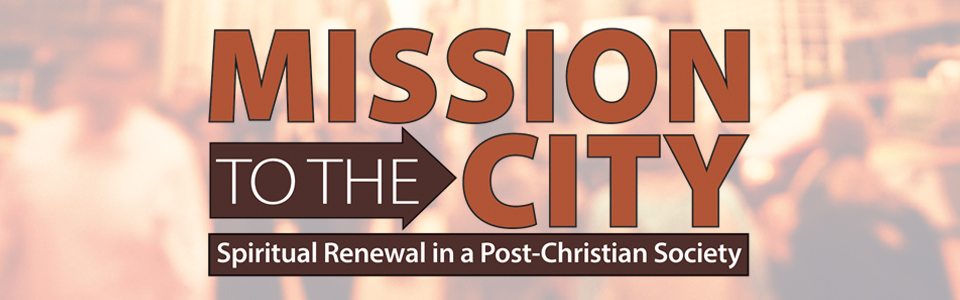 Mission to the city with JR Vassar
