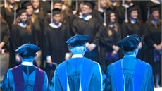 DTS Celebrates 350+ New Graduates