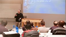 DTS Hosts Training for 25 Pastors from 25 Countries