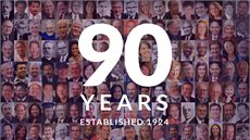 Celebrating 90 Years of God's Faithfulness