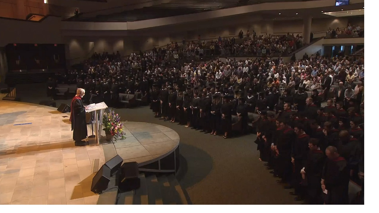 Watch the 2012 Commencement Ceremony