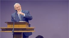 Ask Dr. Swindoll: How Do You Balance Scholarship When Preaching?