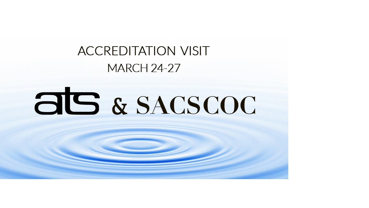 Accreditation Visit: March 24–27