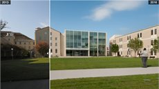 Campus Renovation 2016: Before and After Images