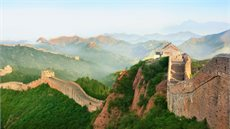 Crossing the Great Wall into China