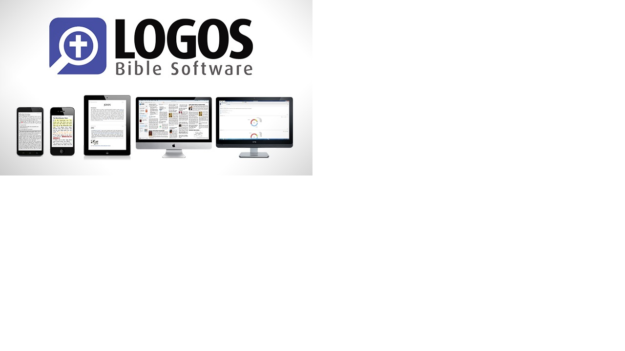 Logos Bible Software for DTS students