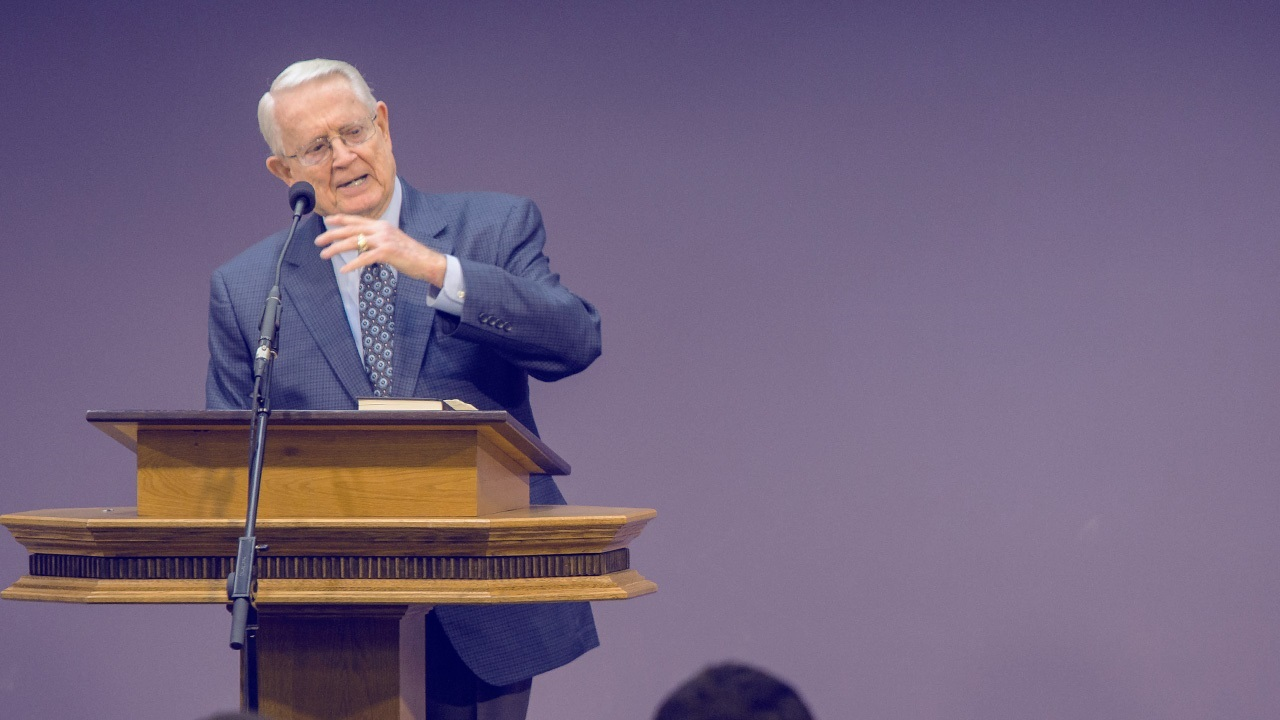 Ask Dr. Swindoll: How Do You Keep From Competing With Other Believers?