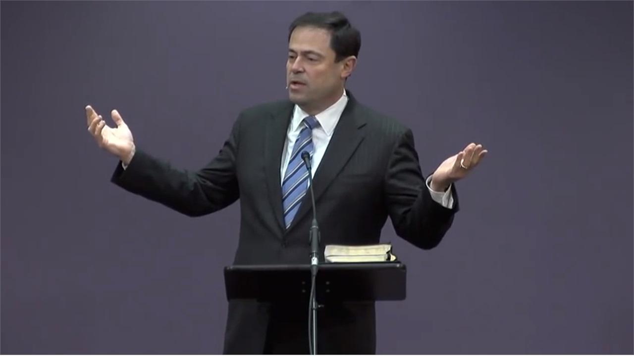 Mark Dever Delivers W.H. Griffith-Thomas Lectureship on Puritan Ecclesiology