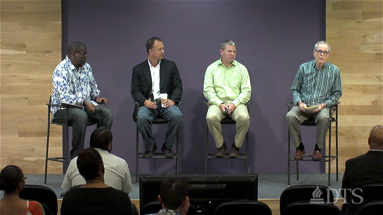 Roundtable Discussion: Church Planting with Conway Z. Edwards, Matt Williams, Mac Lake, and Aubrey M. Malphurs