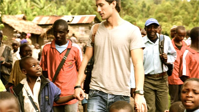 Matthew Williams Ministers to Former Child Soldiers with Matthew Williams