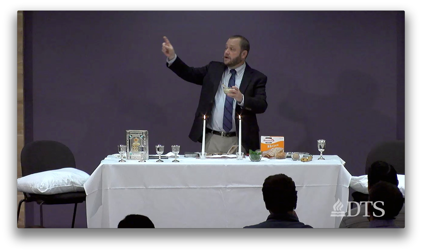Christ in the Passover with David Brickner