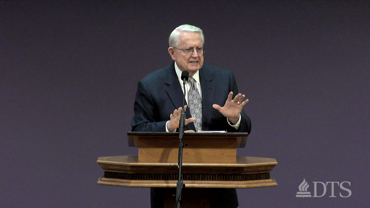 Seminary Preview Day: Boars in God's Vineyard with Charles R. Swindoll