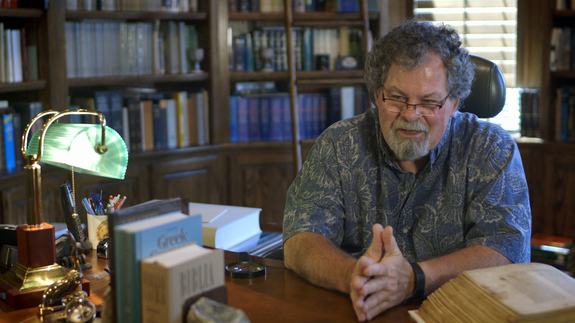Dr. Daniel Wallace Digitizes Ancient Manuscripts with Daniel B. Wallace