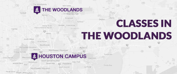 Classes in The Woodlands