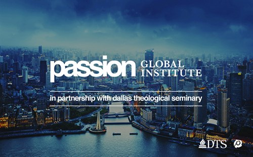 Announcing<br>Passion Global Institute