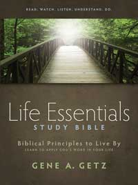 Life Essentials Bible