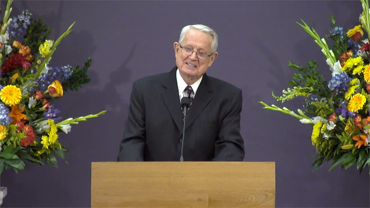 Chancellor Swindoll's Tribute to