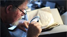 Report from Greece: Ancient Manuscripts Meet Modern Technology