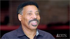 Pastor, teacher, author, speaker, and DTS Doctoral Grad, Dr. Tony Evans