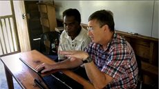 Dr. Ed Condra Launches Biblical Linguistics Center in New Guinea